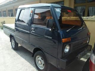 Daihatsu Hijet 1000 1983 Doble Cabin