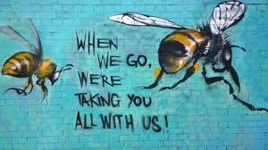 We are not the flies....