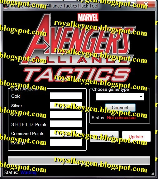 Marvel Avengers Alliance Tactics Hack Tool and Cheats [FREE Download] [No Survey] [NEW]