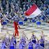 Kemeriahan Closing Ceremony Asian Games 2018
