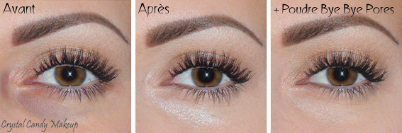 Cache-cernes Bye Bye Under Eye de It Cosmetics - Review - Avant Après - Before After