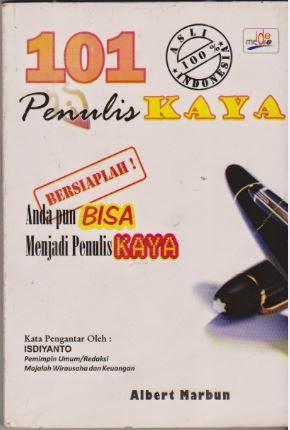 101 Penulis Kaya, Asli Indonesia