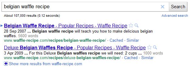 contador de palabras google