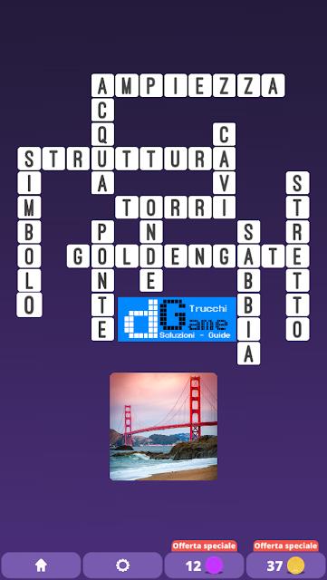 Soluzioni One Clue Crossword livello 18 schemi 8 (Cruciverba illustrato)  | Parole e foto