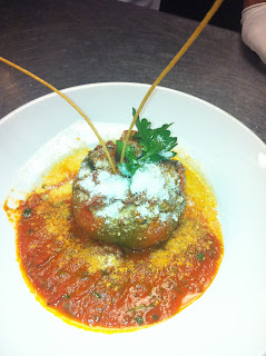 One stuffed pepper