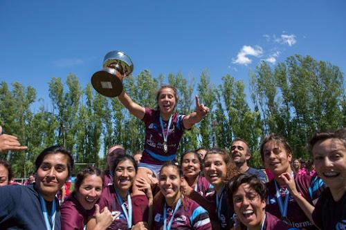 Universidad Nacional de Córdoba campeón de la edición 2018 del Nacional de Clubes Femenino