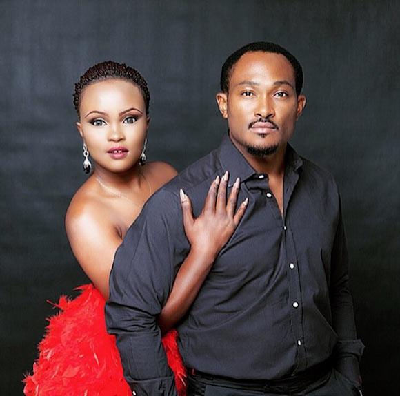 Blossom Chukwujekwu and Maureen Ezissi in sizzling romantic pre-wedding photos