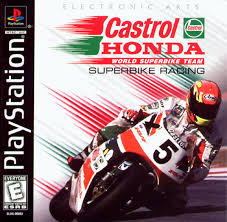 Castrol Honda Superbike Racing - PS1 - ISOs Download
