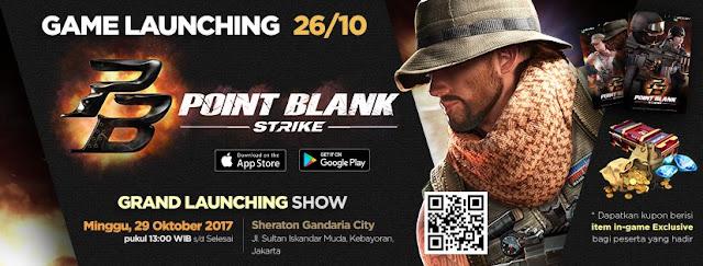 Point Blank: Strike, Mobile Game FPS dari Nexon yang Siap Rilis di Tahun 2017
