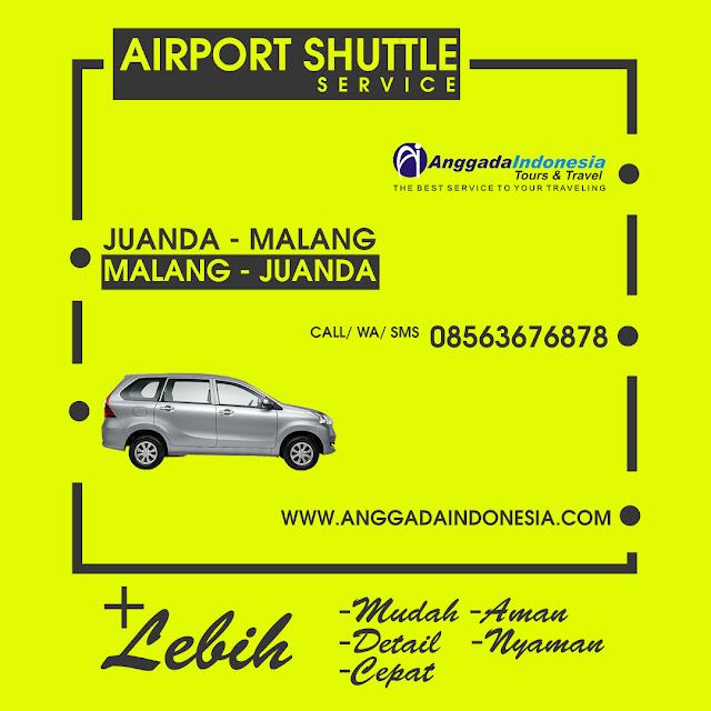 Airport Shuttle Bandara Juanda