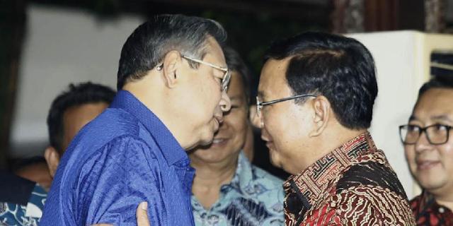 Prabowo Tidak Mau Ditertawakan Sejarah, karena Presidential Threshold 20 Persen
