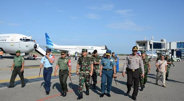 Panglima TNI Hadiri Peringatan HPN di Kota Padang