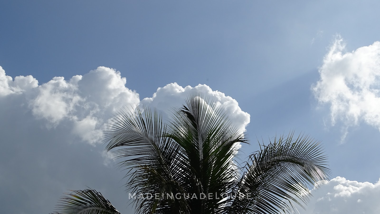 guadeloupe sky caribbean blog lifestyle france madeinguadeloupe antilles french west indies