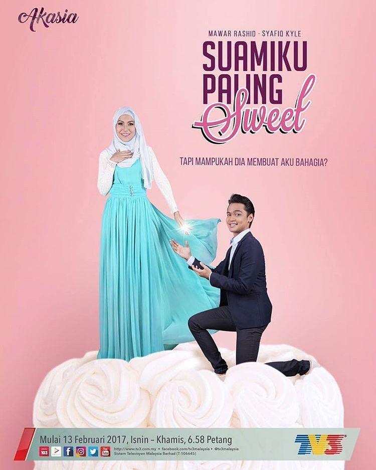 Drama Suamiku Paling Sweet 2017 (TV3)