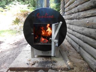 Chauffe piscine au feu de bois for Le meilleur chauffe eau