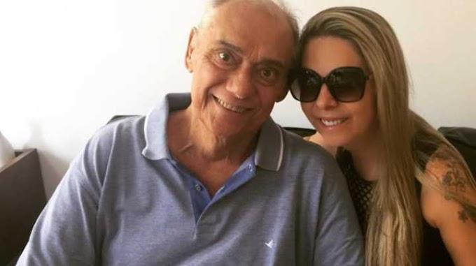 Filhos de Marcelo Rezende deletam fotos do pai com a namorada