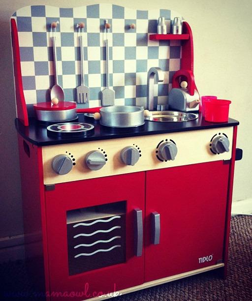 Wooden Play Kitchen Ikea
