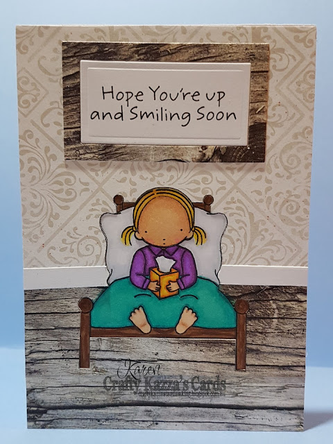 "MFT Pure Innocence: ""Bed Rest"" Cards"