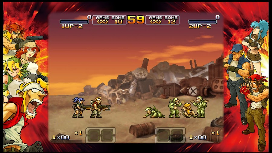 metal slug xx available may 29 ps4