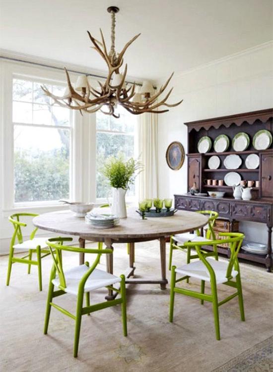 greenery a casa eh sua, acasaehsua, decoração, decor, home decor, home design, interior design, interior, cadeiras coloridas