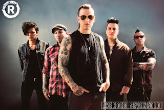 Kumpulan Lagu Mp3 the best Avenged Sevenfold Full Album Hail To The King (2013) Lengkap