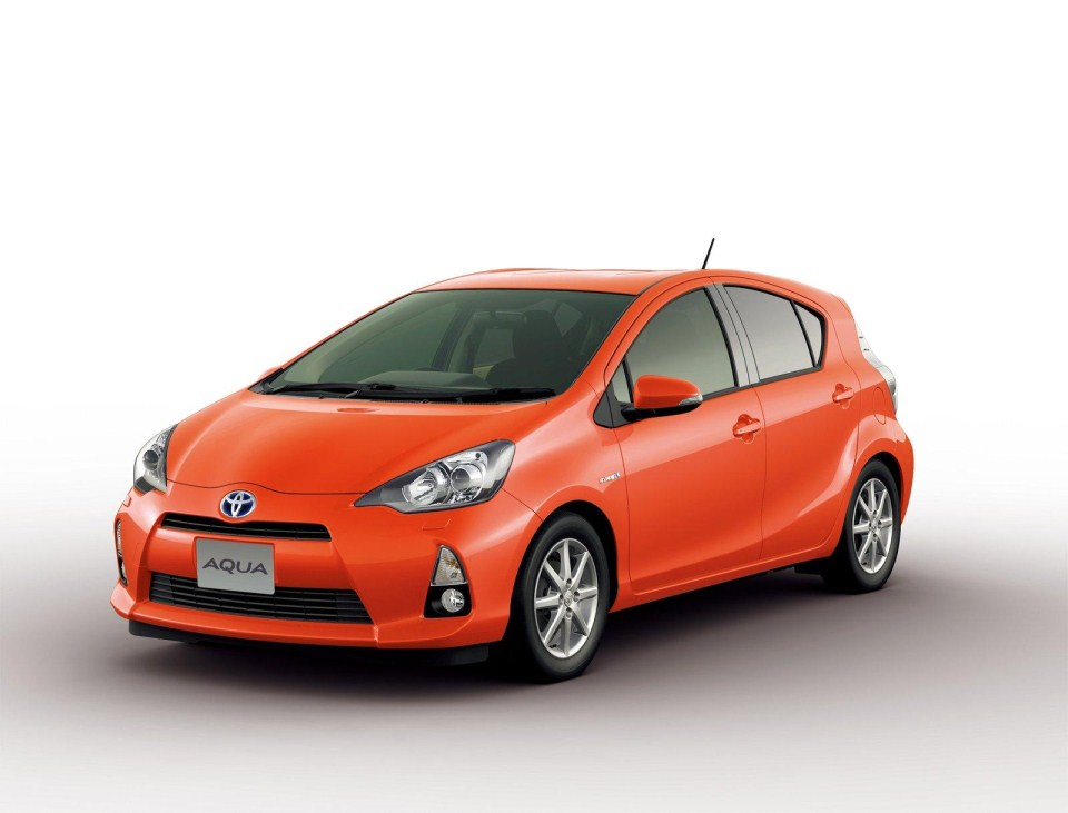2014 Toyota Aqua Wallpapers   2017 - 2018 Cars Pictures