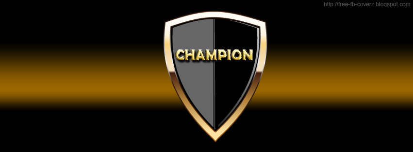 Champion Facebook Cover