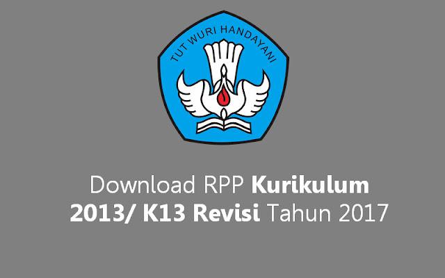 Kurikulum K13 Revisi