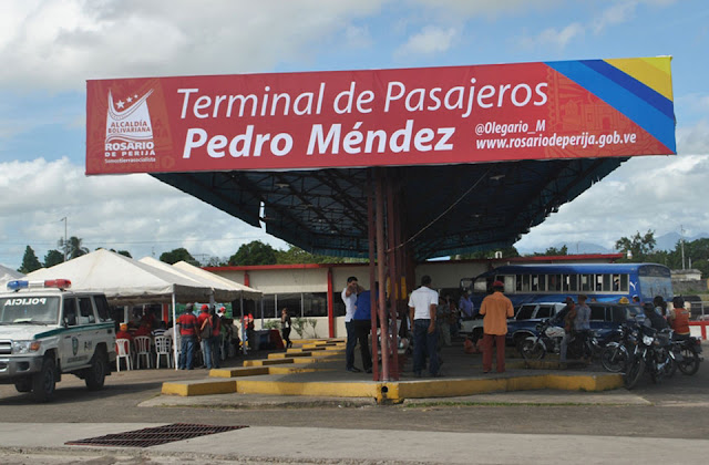 Denuncian asignación arbitraria de rutas de transporte público en Concejo Municipal Rosario de Perijá