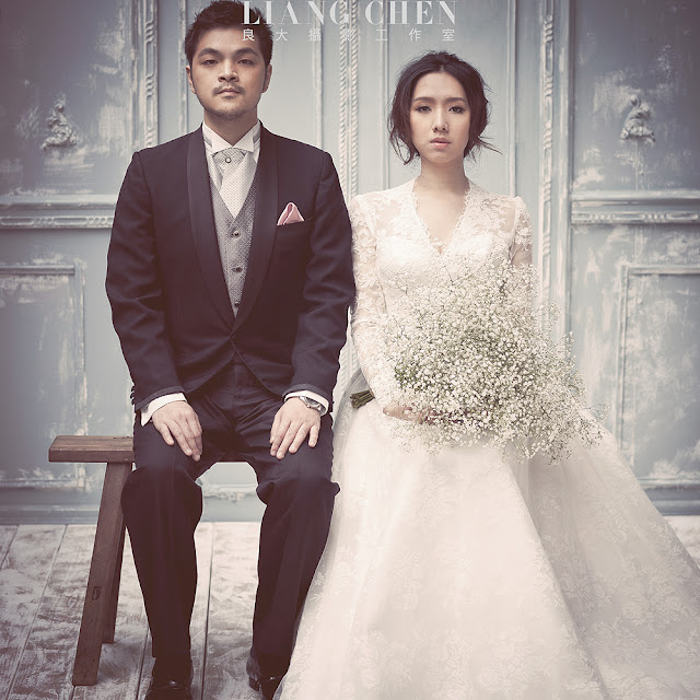 Photographer 良大 Liang Chen: Alan&Sophie婚紗影像