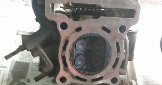 Spare Part Mesin Sepeda Motor Murah Blok Head Yamaha Vixion