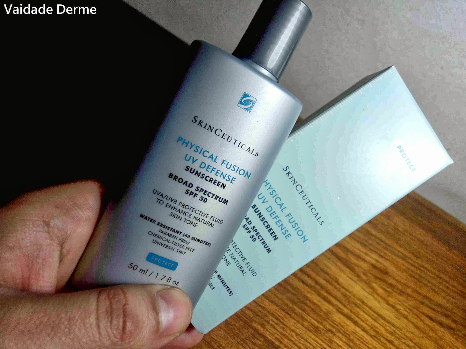 Physical Fusion UV Defense da SkinCeuticals