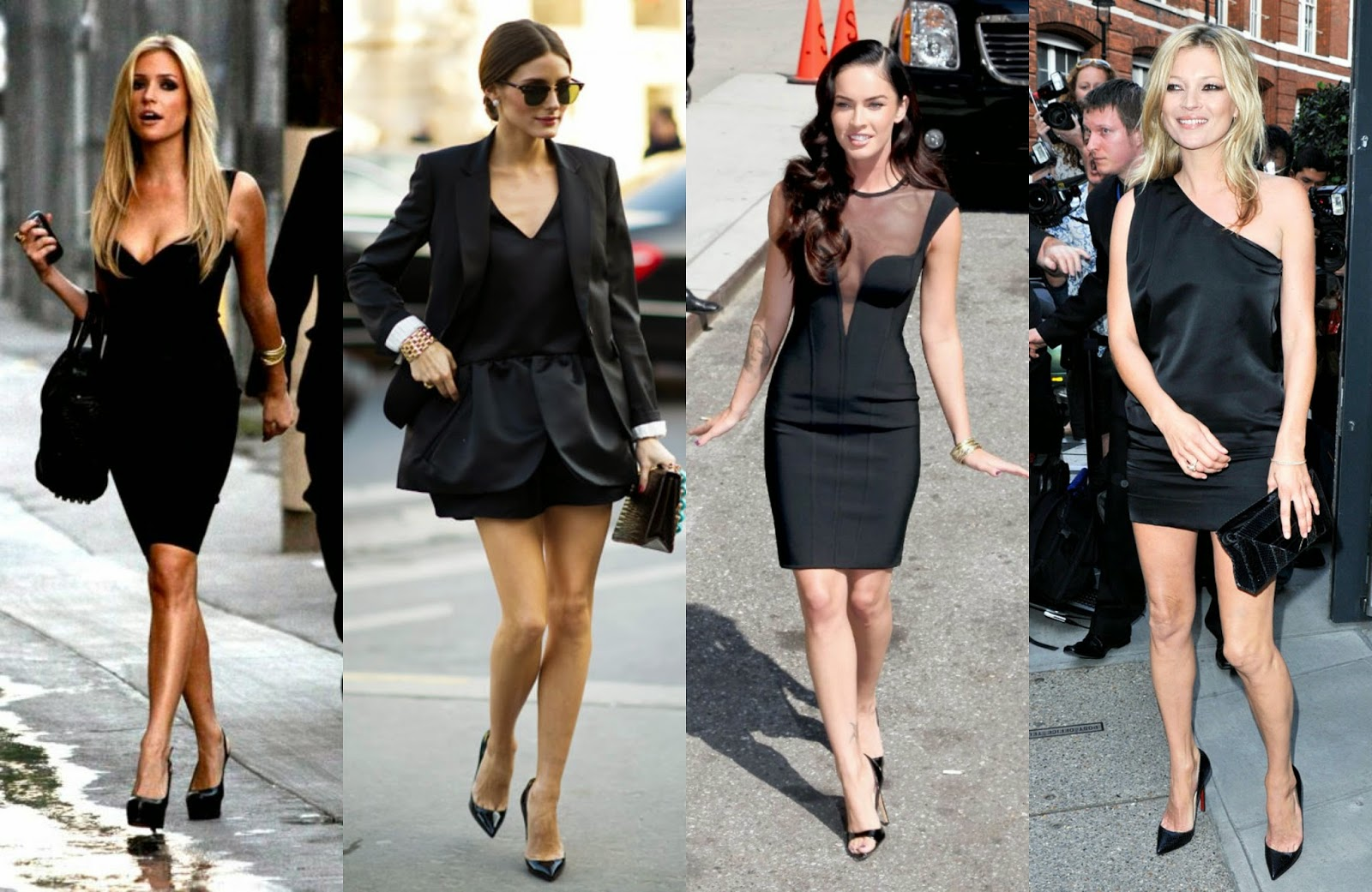 Club Fashionista: The Little Black Dress (LBD)