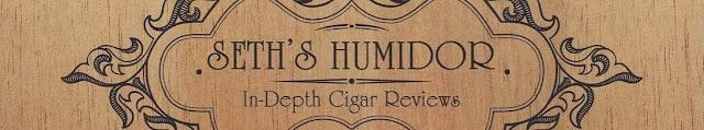 Cigar Reviews   Seth's Humidor