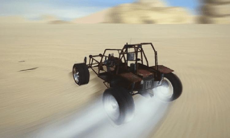 تحميل لعبة قيادة السيارات buggy rider unlimited