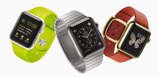 : With Apple Watch, Don't Be Afraid To Dream Big