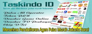 Pulsa Murah Jakarta Barat