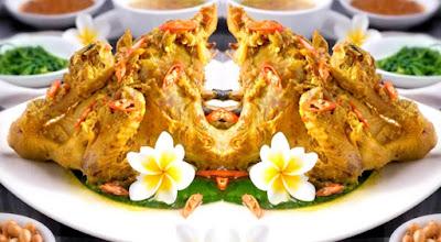 esep Bebek Betutu Khas Gilimanuk Bali | menumasak.com