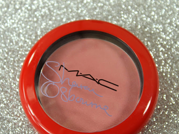 MAC Monday: MAC X Osbournes - Peaches & Cream and Cheeky Bugger Swatches & Review