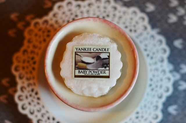 Yankee Candle - Baby Powder