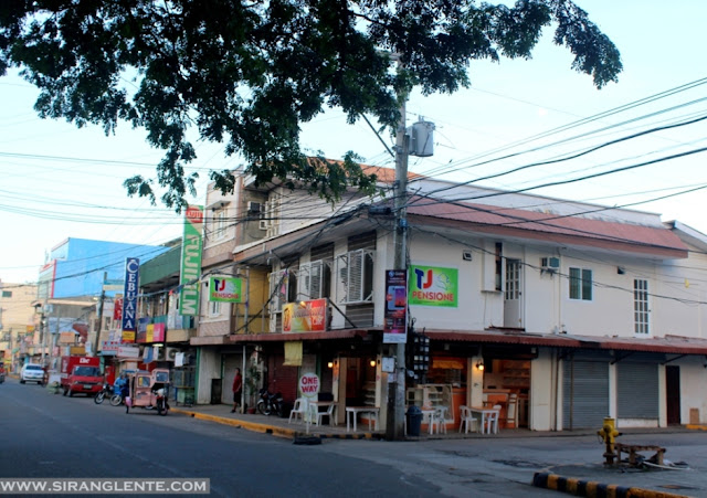 TJ Pensione is the cheapest hotel in Biliran