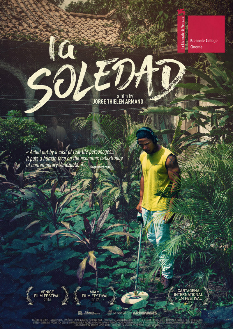 la soledad movie poster