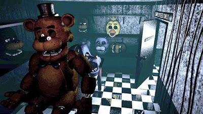 Five Nights at Freddy's - Ternyata Inilah 15 Game Paling Populer di Dunia Versi Youtube