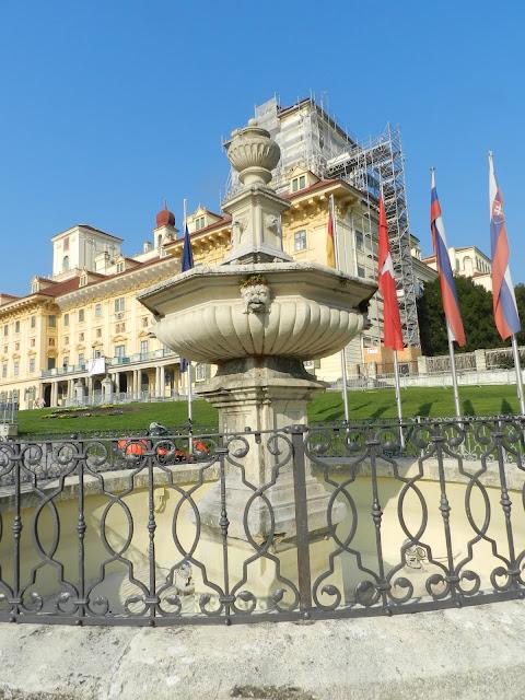 Zamek Esterhazy w Eisenstadt Schloss Esterhazy