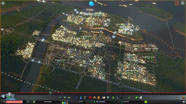 Cities: Skylines | Bird View screenshot