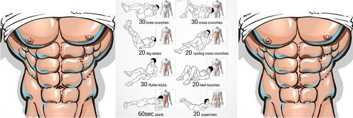 How To Get The Ultimate 6 Pack