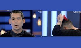 MasterChef: Η έκρηξη του Κοντιζά, η ανακοίνωση και η οργή παίκτριας! «Αφού δεν του έδωσα μπουνιά» (βιντεο)