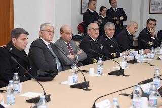 Il Porto di Napoli ispezionato dalla Commissione Europea