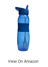 6) Best Grip-Refresh two go Curve Filtered bottle