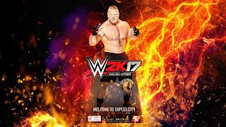 WWE 2K17 HD Wallpaper 1920x1080